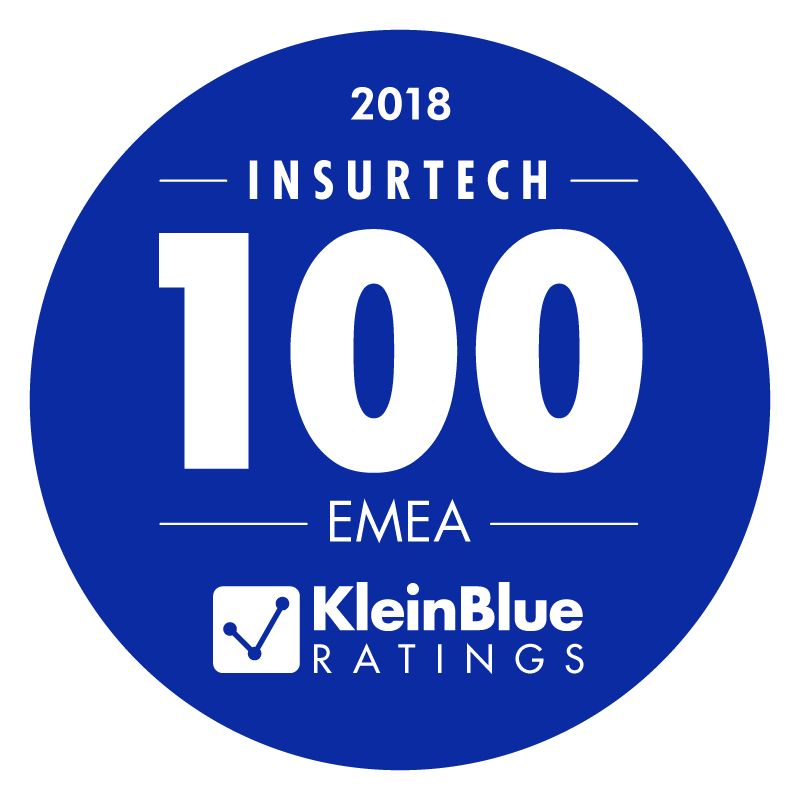 Klein Blue Ratings - Insurtech 100 EMEA
