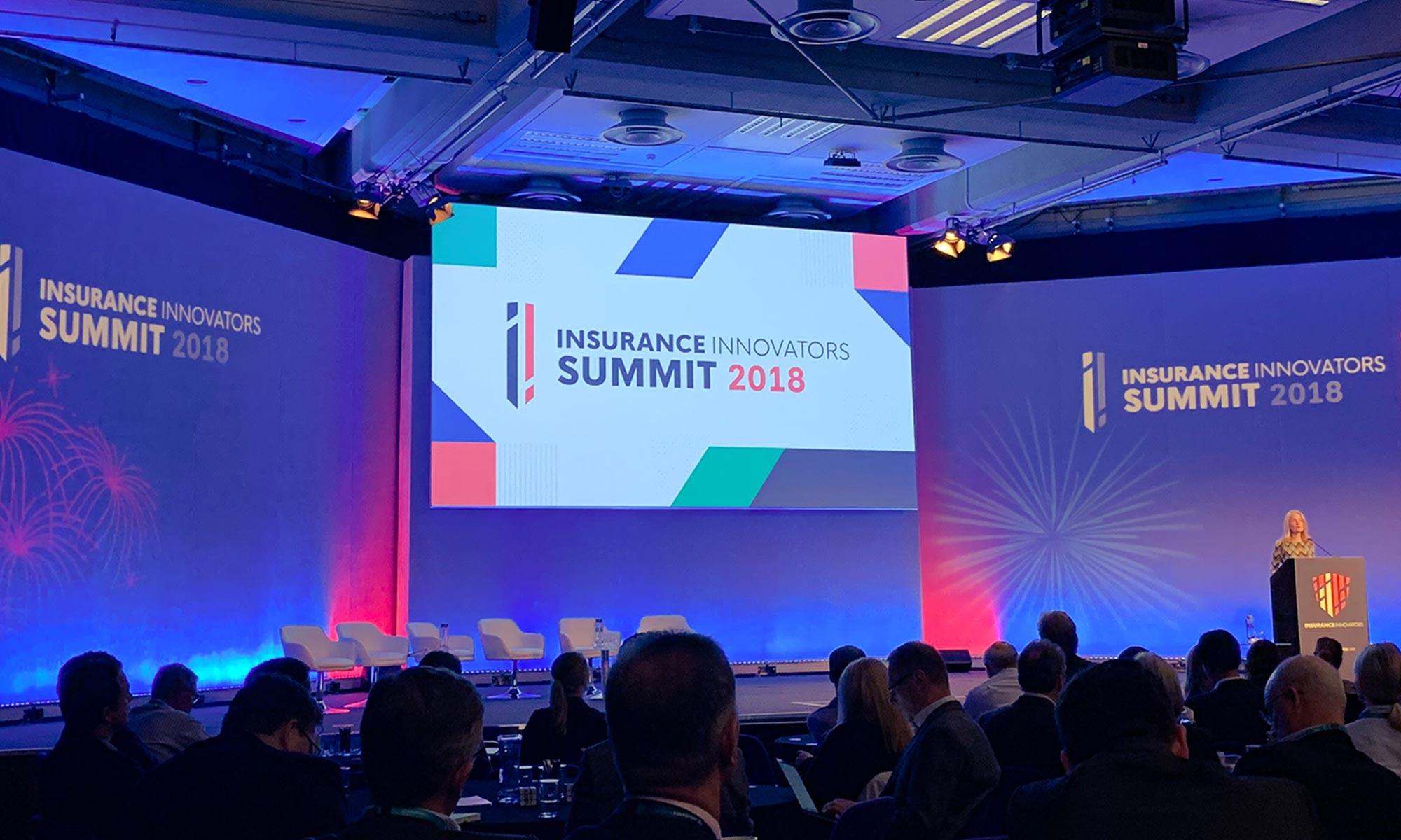 Insurance Innovators Summit London 2018