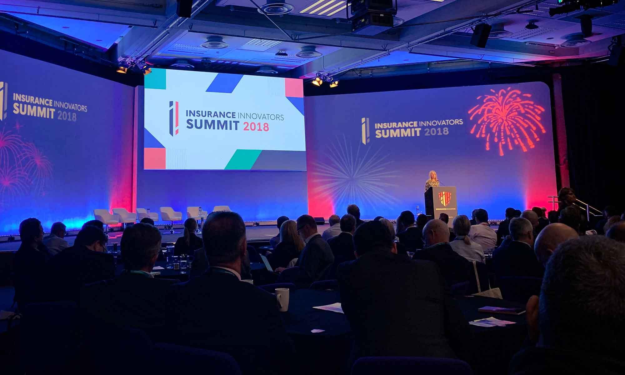 bsurance Insurance Innovators Summit 2018