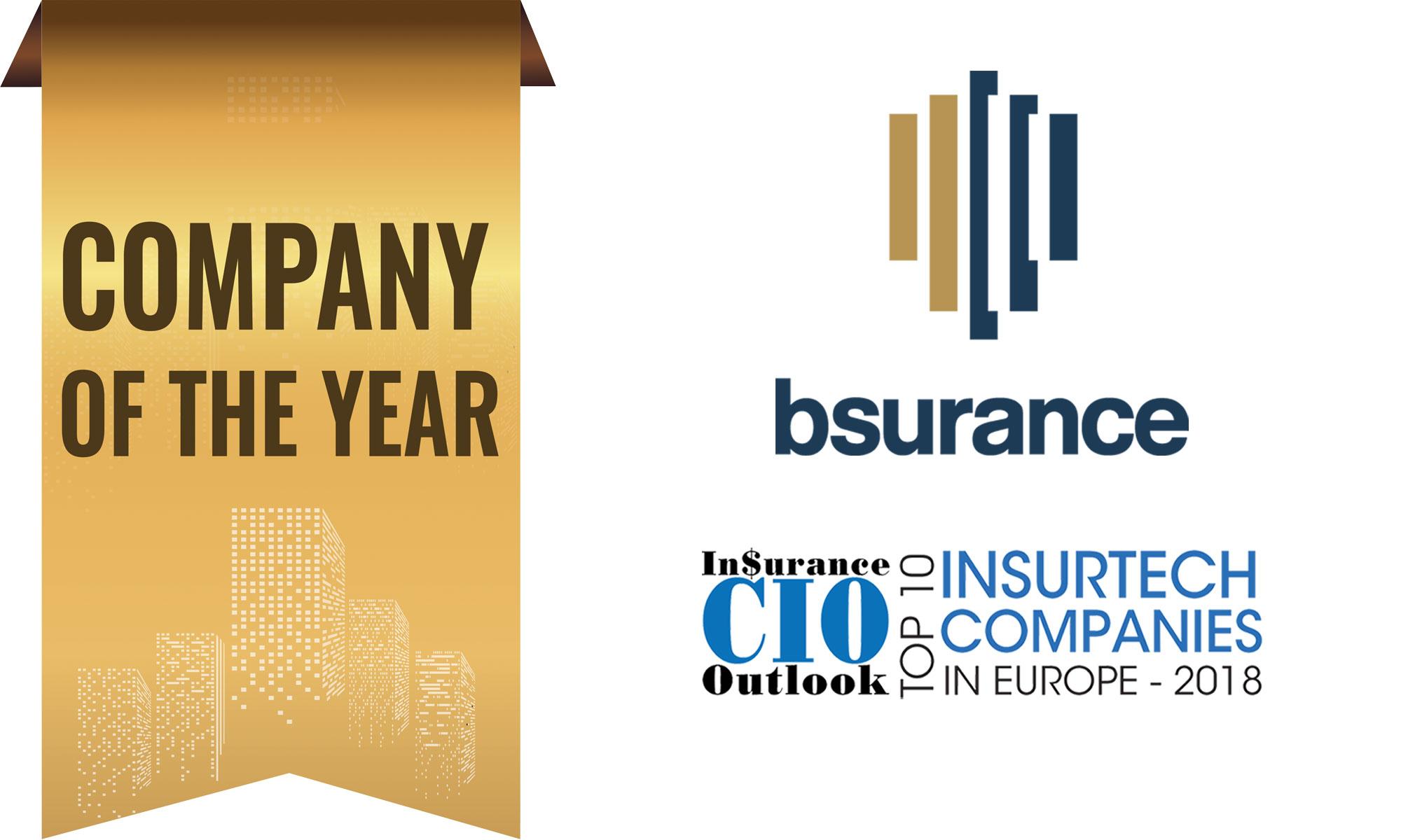 CIO Outlook - Company of the Year: besurance