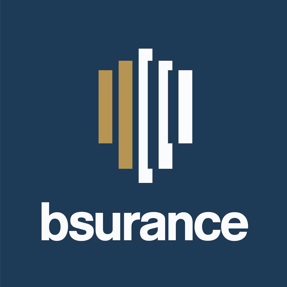 bsurance Logo vertical
