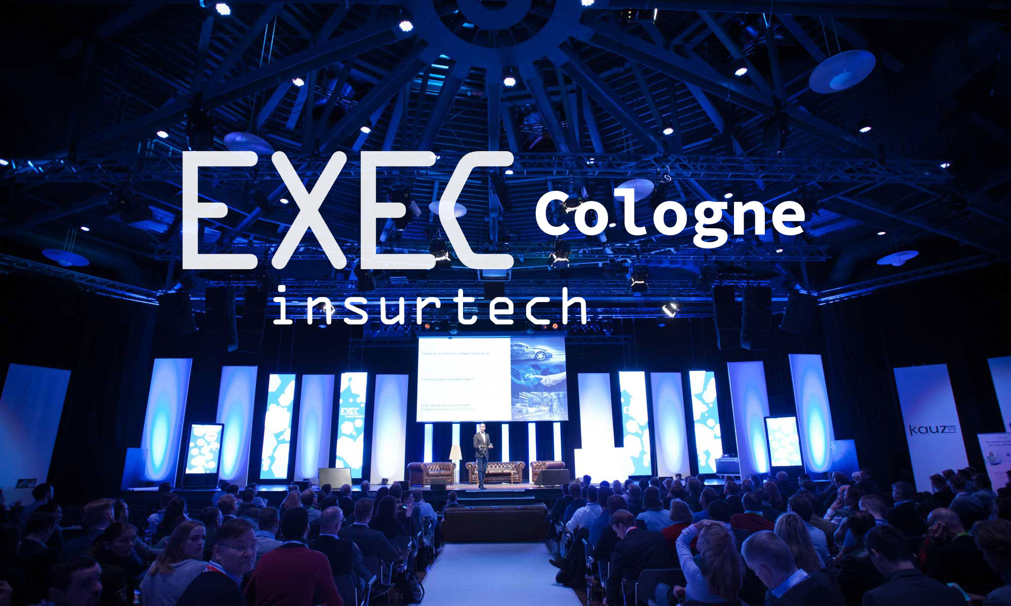 EXECInsurtech Cologne - Header
