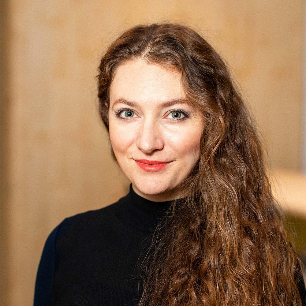 Diana Medanova - COO