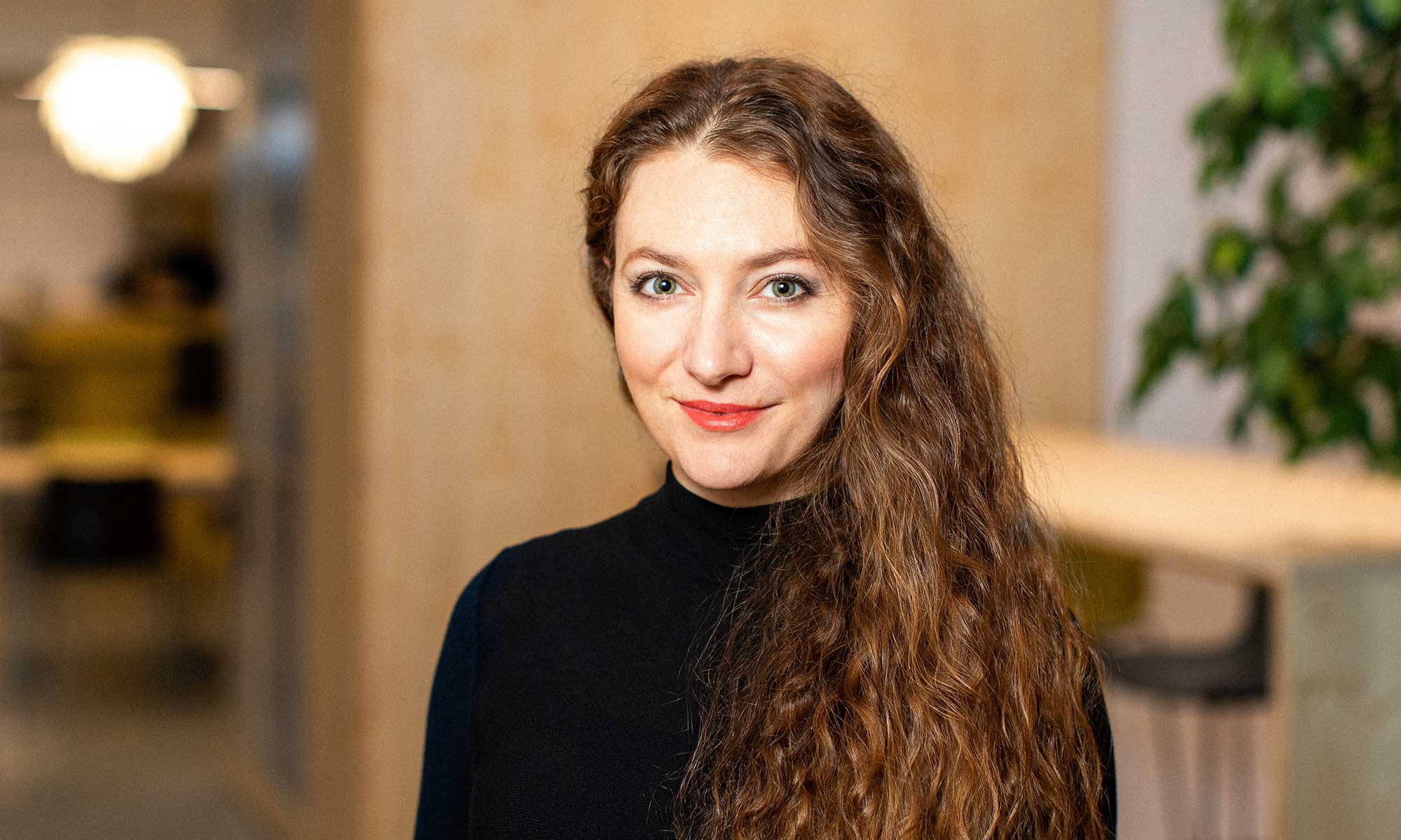 Diana Medanova, COO bsurance