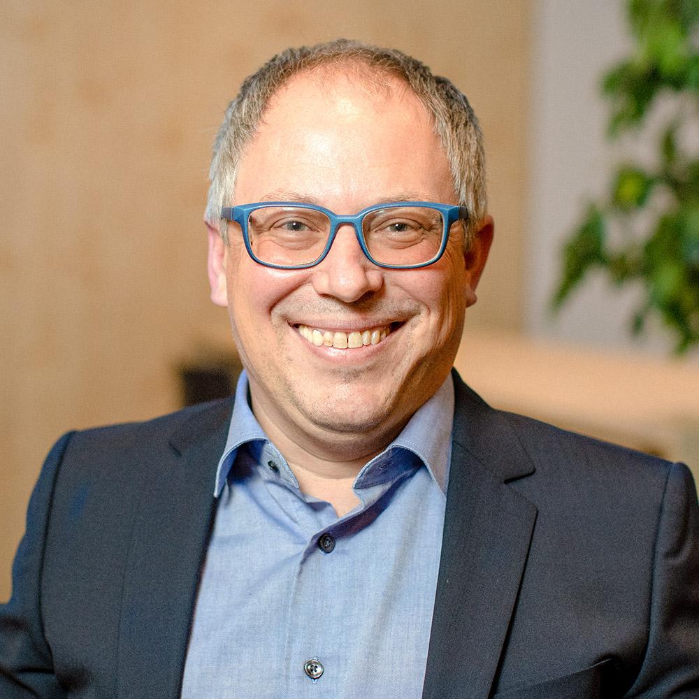 Lorenz Gräff - CEO