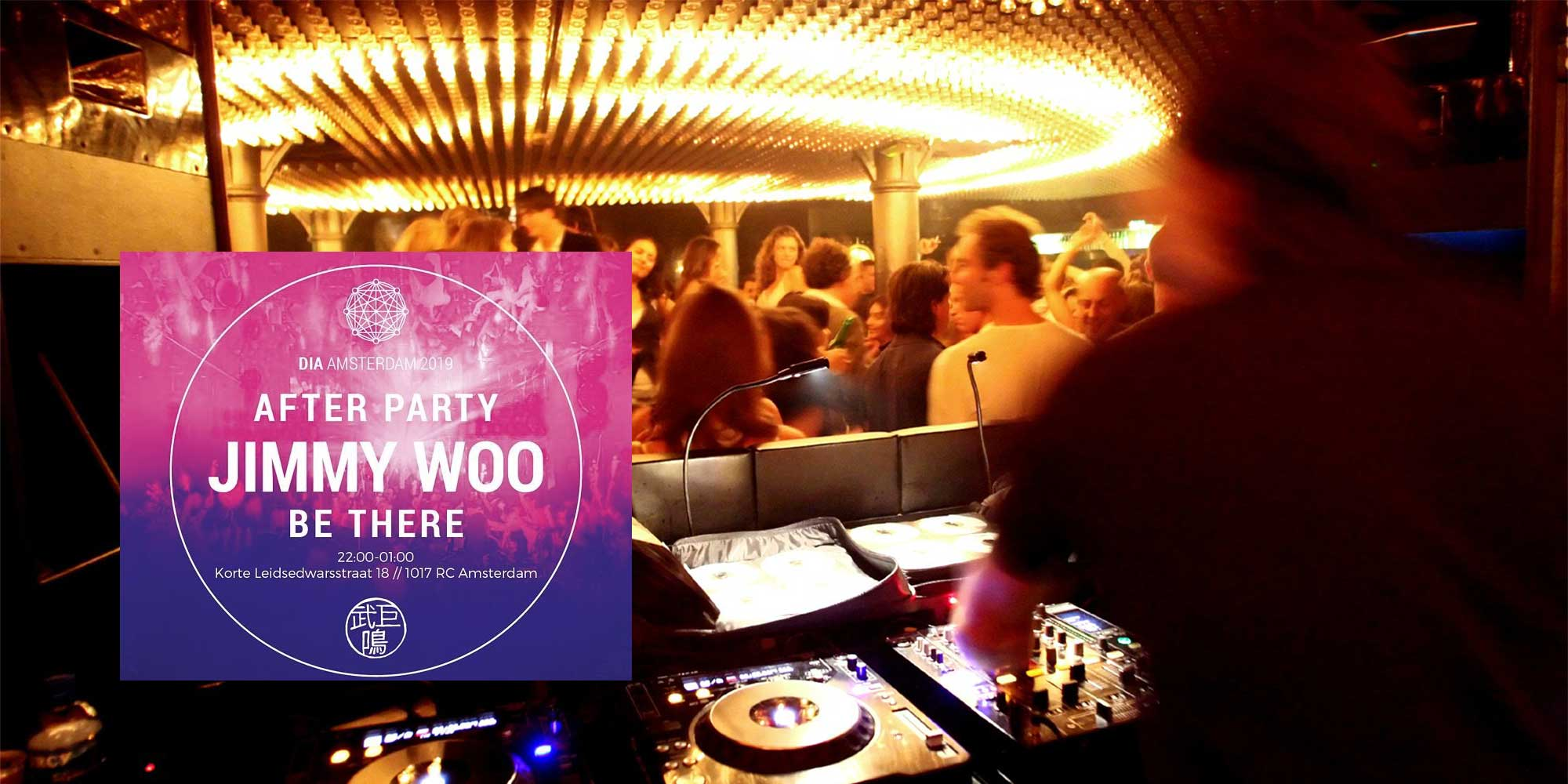 Digital Insurance Agenda Amsterdam 2019 - After Party @Jimmy Woo's