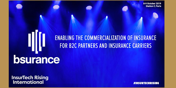 Insurtech Rising International 2019 - bsurance