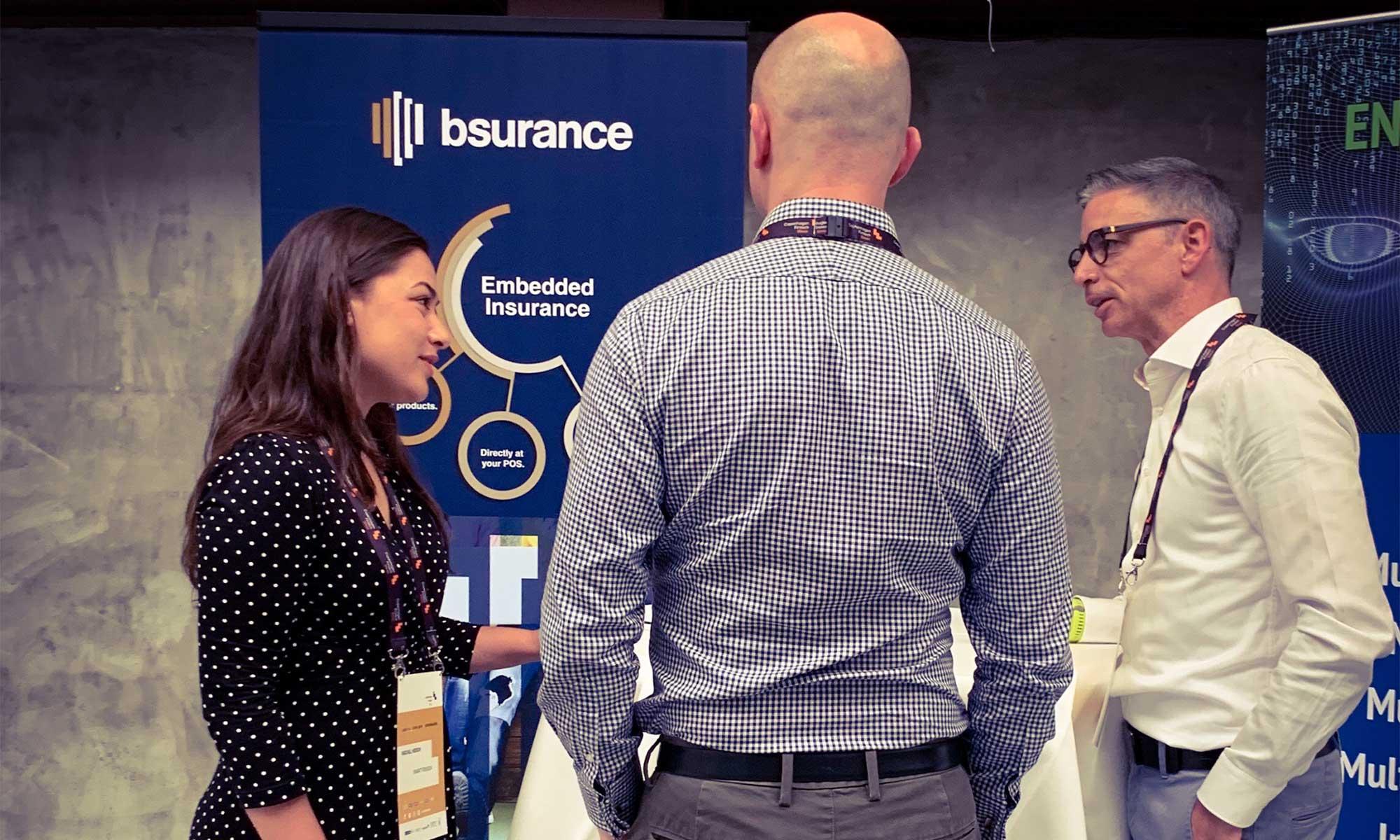 Copenhagen FinTech Week 2019 bsurance